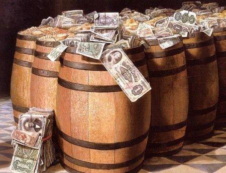 oljepengar - valutaunion i mellanöstern