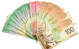 Kanadensiska sedlar