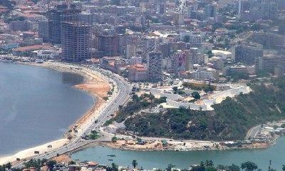 Lunda, Angola - världens dyraste stad