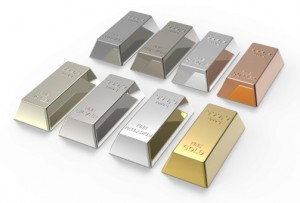 Handla med råvaror och metaller hos AvaTrade