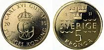 Sveriges nya 5-krona
