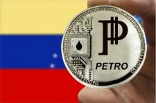 venezuelas nationella kryptovaluta