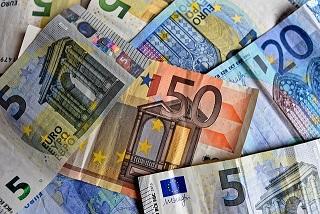 priset på euro för valutahandel