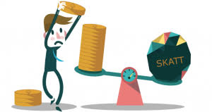 beskattning och avdrag på kryptovalutor
