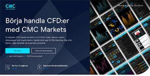 CMC Markets: Ledande valutamäklare sedan 1989