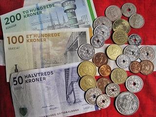 valutahandel med dkk danska kronor