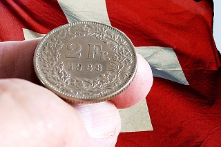 valutahandel med franc chf
