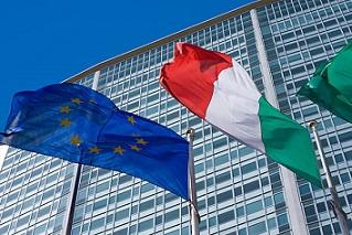 Italien och EU Kommissionen kommer överens om budgetunderskott