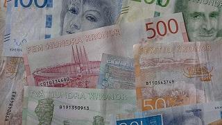 valutahandel med sek